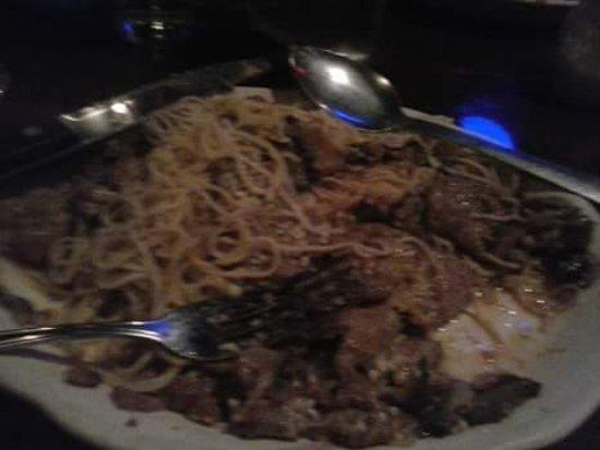 Gigi's Italian Restaurant : Veal Marsala