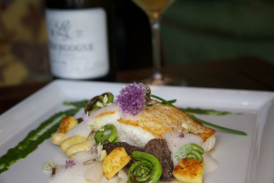 Old Edwards Inn and Spa: Fresh, Sustainable Cuisine