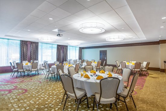 Holiday Inn Charlottesville-Monticello: Banquet Room