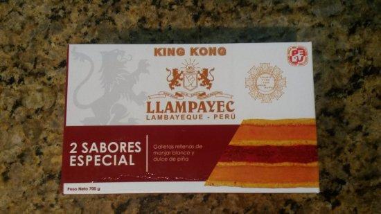 King Kong Llampayec