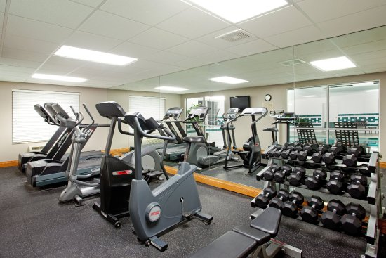 Riverwoods, IL: Fitness Center