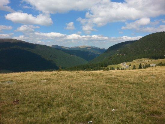 Southwest Romania, Rumänien: TransAlpina view