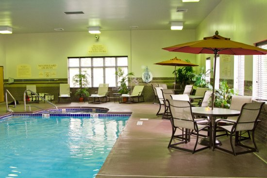 Vineland, Νιού Τζέρσεϊ: Our Indoor Swimming Pool is a great area to meet and relax!