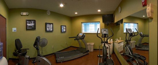 Cadillac, MI : Fitness Center