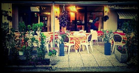 Sant'Arcangelo, Włochy: La Perla Nera Ristorante Pizzeria