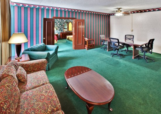 Holiday Inn - Airport Conference Center : Junior Suite