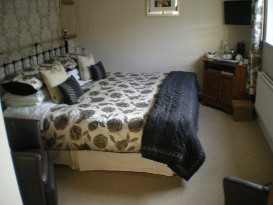 Culgaith, UK: Rowan room