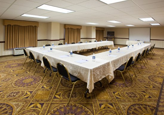 Holiday Inn Express Toledo-Oregon: Meeting Room- U-Shaped