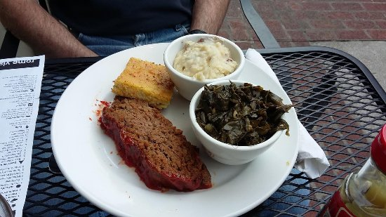 Rome, GA: Meatloaf Lunch