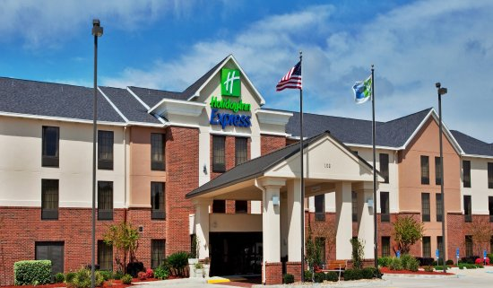 Holiday Inn Express & Suites- Sulphur (Lake Charles): Welcome to the Holiday Inn Express & Suites Sulphur (Lake Charles)