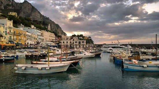 Capri Prestige Transfer Service