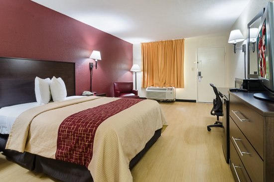 Red Roof Inn Wilmington: Superior King