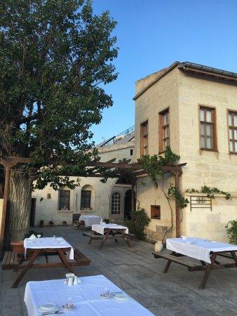 Mustafapasa, Turkey: Upper Greek House