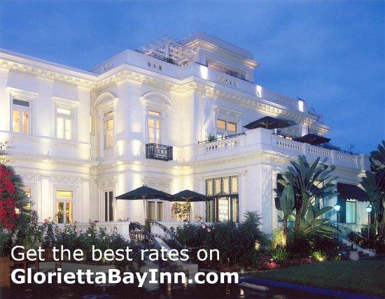 Glorietta Bay Inn Mansion