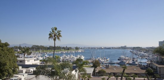 Glorietta Bay Inn: View from the Penthouse Suite