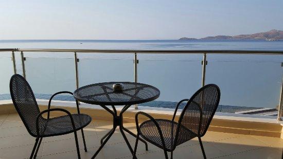 Anastasia Hotel Karystos: 20160915_085520_large.jpg