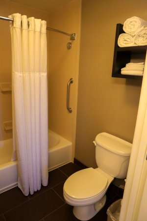 Milpitas, كاليفورنيا: Bathroom Amenities