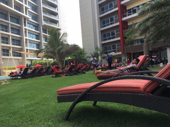 Park Rotana Abu Dhabi Image