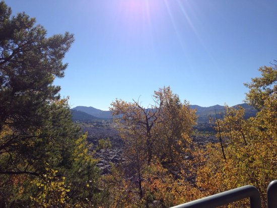 Crowsnest Pass, แคนาดา: Beautiful fall day.