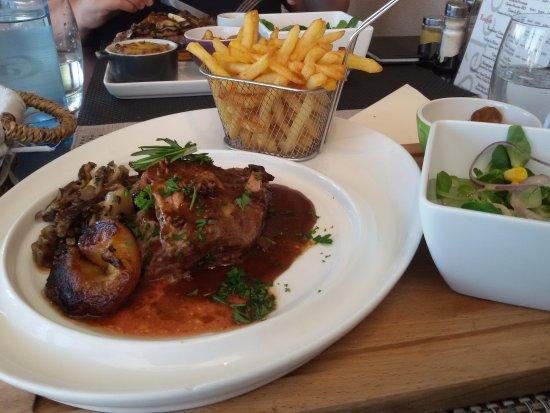 La table de philippe geispolsheim restaurant for La cuisine de philippe menu
