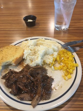 Lakewood, CO: roast beef plate