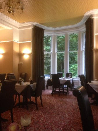 Birchwood: Attractive dining room