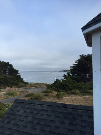 Mendocino Seaside Cottage: View from Penthouse