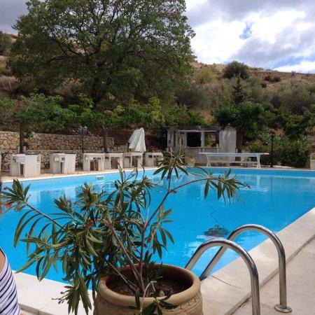 Piscina alberata foto di agriturismo val di noto avola - Agriturismo avola con piscina ...