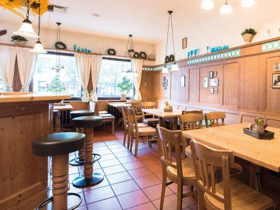 Unterfohring, ألمانيا: Restaurant