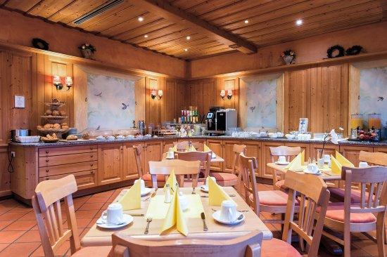 Unterfohring, Alemania: Restaurant