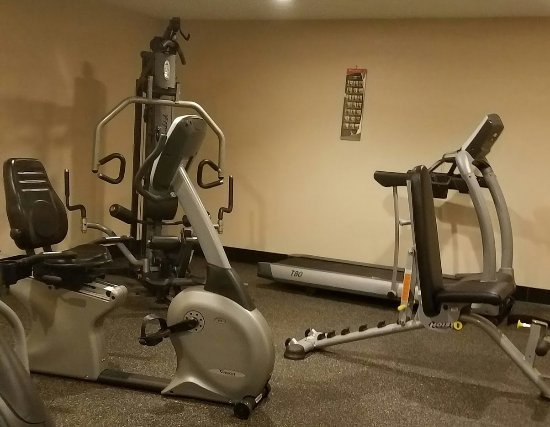 Baymont Inn & Suites Midland Airport: Our Fitness Center