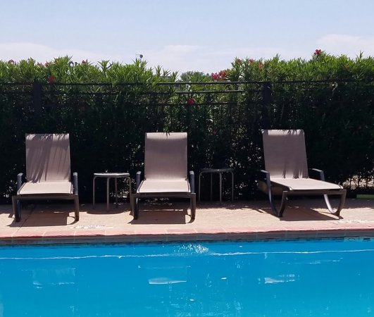 Baymont Inn & Suites Midland Airport: Our Pool Area