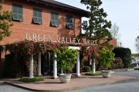 O.Henry Hotel: Green Valley Grill