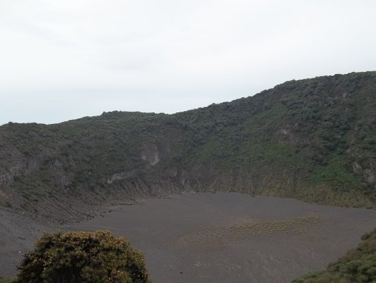 Province of Cartago, Costa Rica: 10 years ago this place had a blue lagoon, but it dried