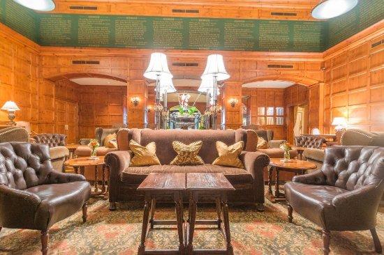 O.Henry Hotel: O.Henry Social Lobby