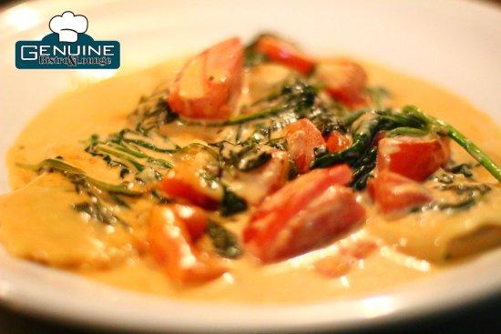 DeBary, FL: Crab and Shrimp Raviolli