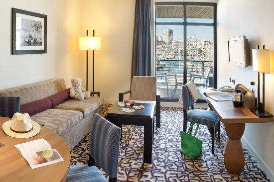 Radisson Blu Hotel, Marseille Vieux Port : Suite