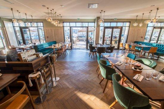 Radisson Blu Hotel, Marseille Vieux Port : Restaurant