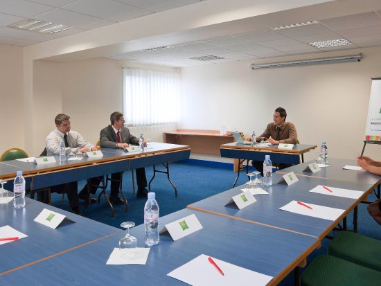 Assevillers, Francia: Meeting Room