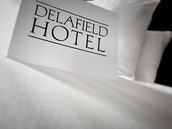 The Delafield Hotel: Welcome