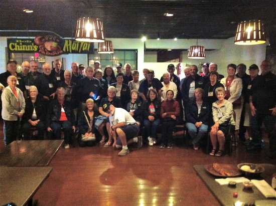 Wheeling, IL: USS Aeolus Reunion at Chin's