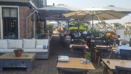 Ouderkerk aan de Amstel, Nederländerna: De Oude Smidse