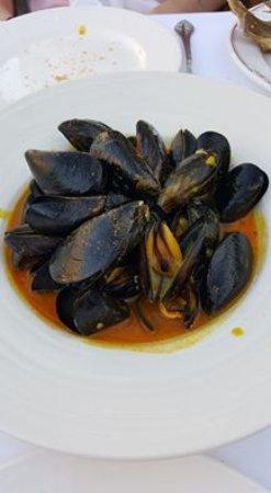 Restaurante Enrique: Mosseltjes