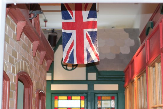 London Children's Museum : Old town setting