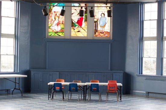 London Children's Museum : Classroom