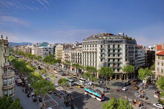 マジェスティック ホテル バルセロナ
