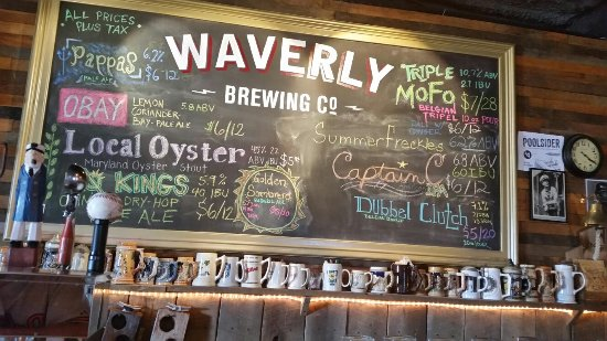 ‪Waverly Brewing Company‬