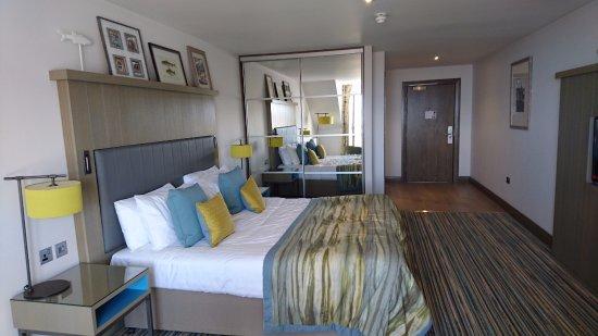 West Kilbride, UK: Standard sea view room