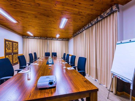 Pauanui, Nova Zelândia: Meeting Room