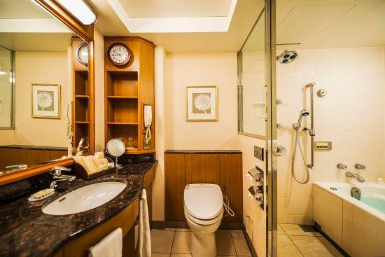 Imperial Hotel Tokyo: Bath Room